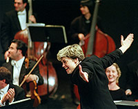 Susan with Orchestra